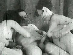 Sehr alter Porno Sex Film 1910