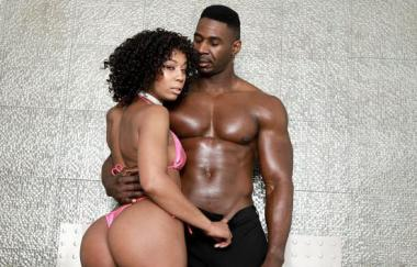 Misty Stone, Jax Slayher – Superstar: Misty Stone (AllBlackX)